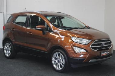 2019 Ford Ecosport Titanium 1.0 Ecoboost