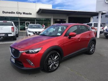 2017 Mazda CX-3 GSX 2.0ptrl auto