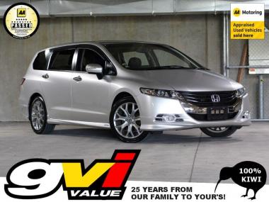 2010 Honda Odyssey Absolute * 7 Seat / Leather * N