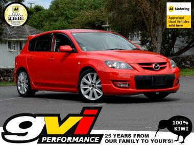 2006 Mazda Axela MPS Speed * Only 51kms * No Depos