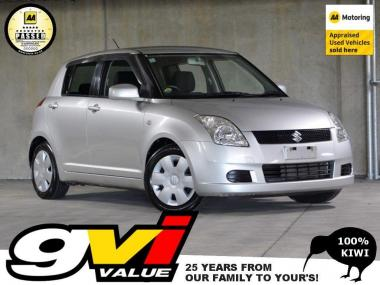 2005 Suzuki Swift XG * Only 14kms * No Deposit Fin