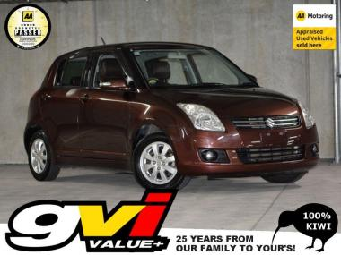 2008 Suzuki Swift Style * Leather / Alloys * No De