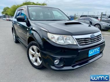 2008 Subaru Forester 2.0lt XT Turbo