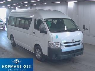 2014 Toyota Hiace Jumbo