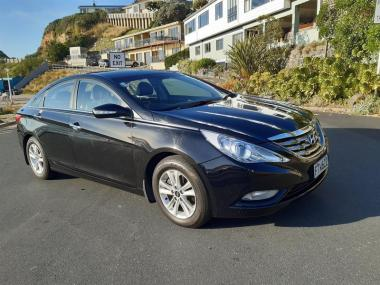2011 Hyundai I45 I45 Elite NZ New