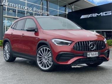 2021 MercedesBenz GLA 35 AMG 4MATIC