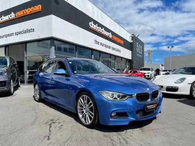 2013 BMW 320d Motorsport Blue Performance Diesel W
