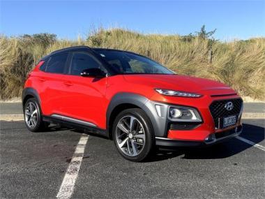 2018 Hyundai Kona Hyundai Kona 1.6T Elite AWD