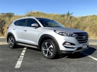 2017 Hyundai Tucson Hyundai Tucson 1.6T DCT Elite