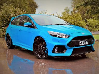 2017 FORD FOCUS RS 2.3L Turbo AWD