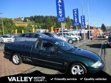 1999 Ford Falcon Ute AU XLS STYLED SIDE U