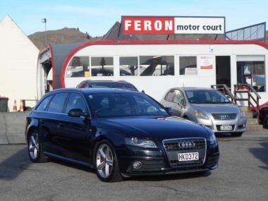 2010 Audi A4 2.0T