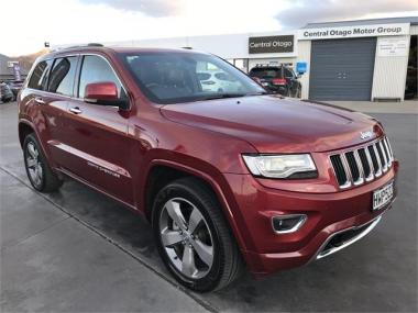 2015 Jeep Grand Cherokee Limited 3.0 Diesel 8A