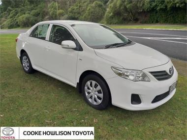 2011 Toyota Corolla GX FWD 1.8P Sedan