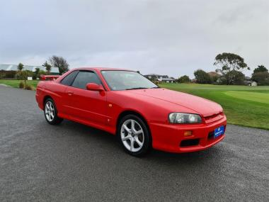 2000 Nissan Skyline COUPE 25 GT TURBO