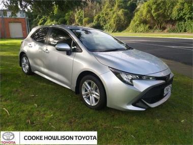 2019 Toyota Corolla GX Hatchback