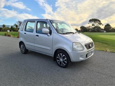 2003 Suzuki Wagon R Plus