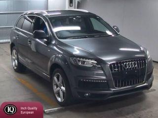 2010 Audi Q7 3.0TFSI Quattro S Line