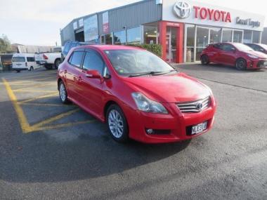 2007 Toyota Blade 2.4 Petrol G 5 Dr Hatch CVT 2WD