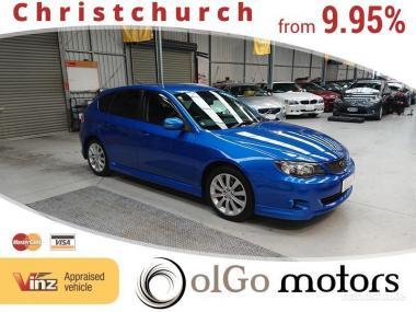 2009 Subaru Impreza 2.0i-S 4WD *Alloy Wheels