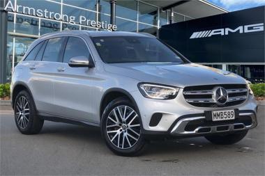 2019 MercedesBenz GLC 200 2.0L Turbo Petrol