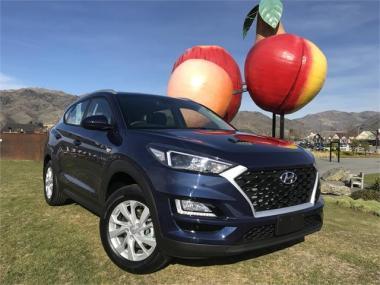 2020 Hyundai Tucson 2.0 MPI 2WD A6