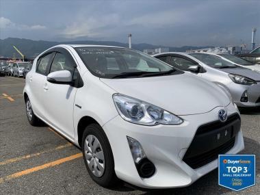 2016 Toyota Aqua Hybrid L No Deposit Finance