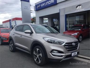 2018 Hyundai Tucson Elite 1.6 turbo  AWD