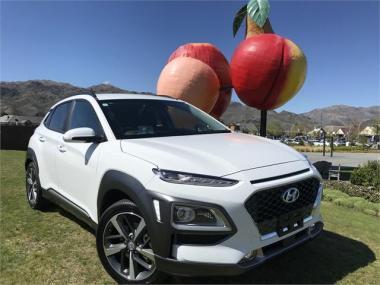 2020 Hyundai Kona 1.6T AWD Elite