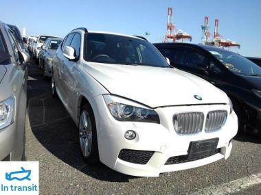 2011 BMW X1 2.5I M.SPO