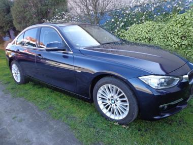 2014 BMW 320D DIESEL LUXURY