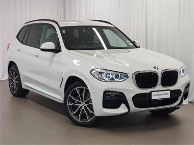 2020 BMW X3 xDrive20d M-Sport