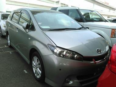 2009 Toyota Wish 1.8S