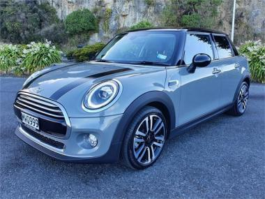 2020 MINI Cooper Hatch 5-Dr Hatch Chili
