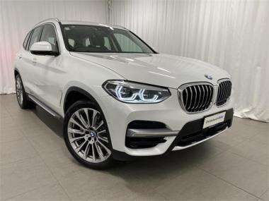 2019 BMW X3 xDrive30i Luxury Line