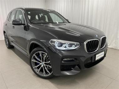 2020 BMW X3 xDrive30i M-Sport