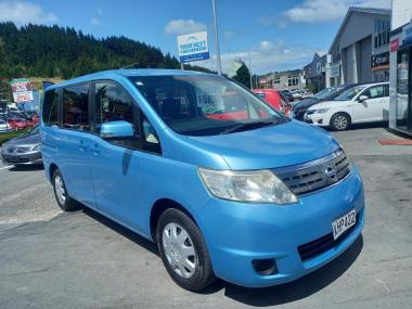 2008 Nissan Serena 8 Seats No Deposit Finance