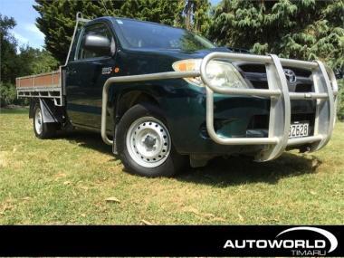 2007 Toyota Hilux 3.0TD 2WD S/C C/C 5M