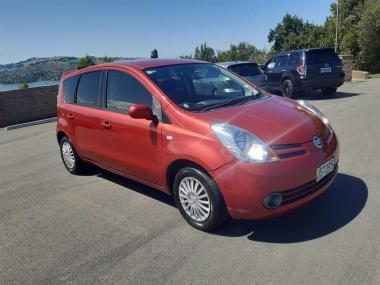 2007 Nissan Note NZ Audio No Deposit Finance