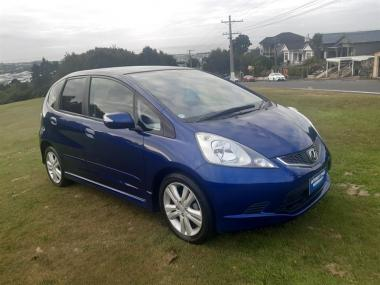 2008 Honda Fit RS No Deposit Finance