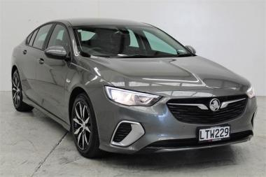 2018 Holden Commodore 2.0 TURBO PETROL RS