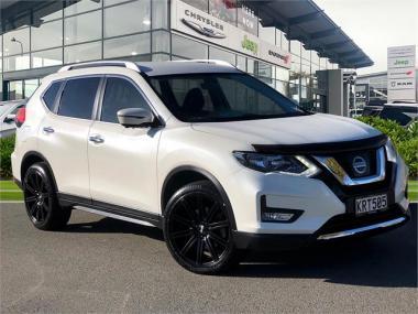 2017 Nissan X-Trail ST-L 2.5Lt Petrol