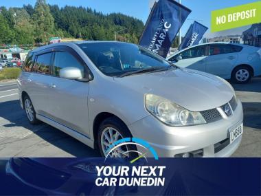 2010 Nissan Wingroad Value No Deposit Finance