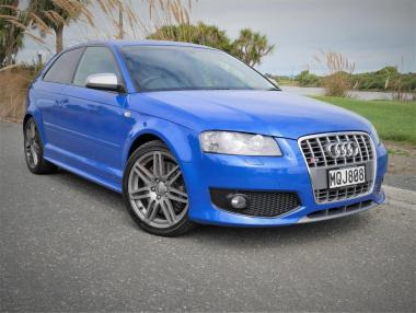2008 AUDI S3 Quattro NZ New