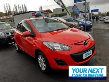2011 Mazda Demio Skyactive No Deposit Finance