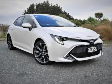 2019 TOYOTA COROLLA ZR 2.0P Auto Hatch