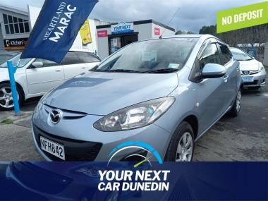 2013 Mazda Demio Skyactive 5.5 Star Fuel Rating