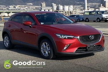 2016 Mazda Cx-3 XD