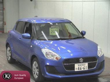 2020 Suzuki Swift XG LTD