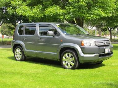 2007 Honda Crossroad 2WD